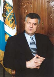 Dr. Ivan Chumakov, MD. - Mayor of the Municipality Plovdiv